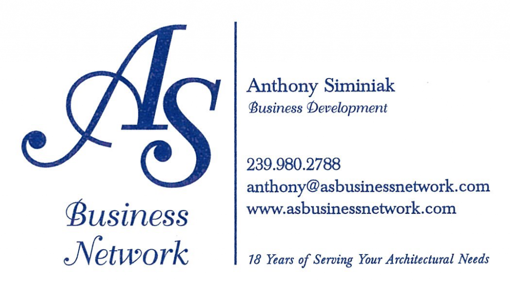 1 AS Business Network